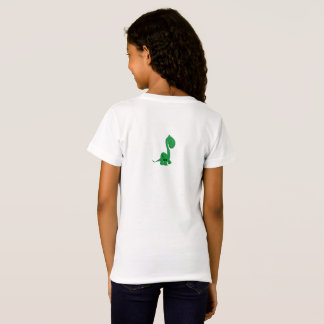 Fine T-shirt for girl of Jersey, Target