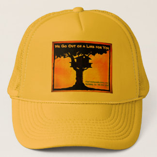 Fine Treehouse Building work and play hat