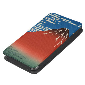 Fine Wind Clear Morning Galaxy S5 Pouch