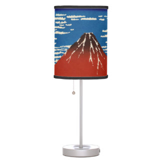 Fine Wind Clear Morning Table Lamp