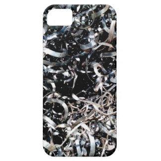 fine wires filing iPhone 5 case