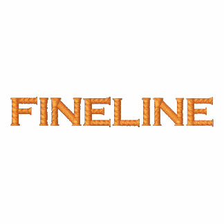 FINELINE EMBROIDERED TRACK JACKETS