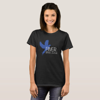 Finer since 2004 Zeta Phi Beta Shirt