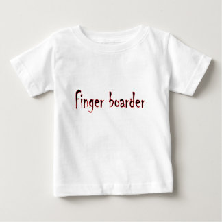 finger boarder t-shirts