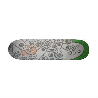 finger monsters skate deck