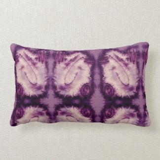 Finger Painting - Forgotten Lumbar Pillow
