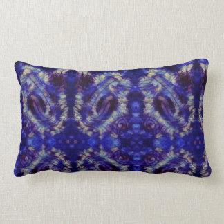 Finger Painting - Violent Lumbar Pillow