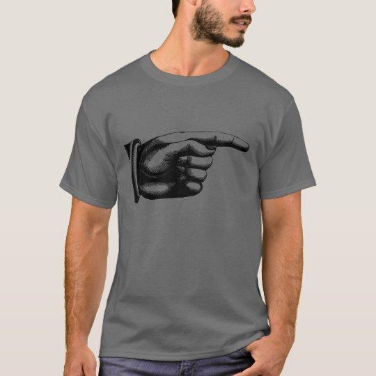 Finger_Pointing_027 T-Shirt