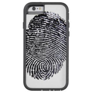 Finger Print Tough Xtreme iPhone 6 Case