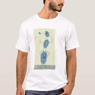 Fingerprint Acrobats T-Shirt