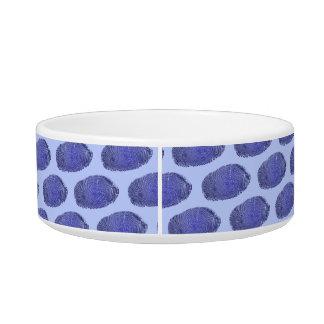 Fingerprint Graphic Bowl