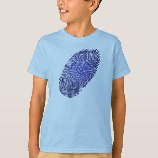 Fingerprint Graphic T-Shirt
