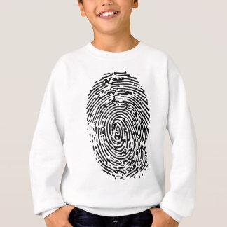 fingerprint sweatshirt