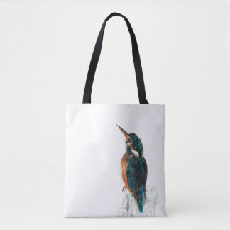 Fingfisher Tote Bag