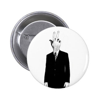 finghead 2 inch round button