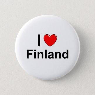 Finland 2 Inch Round Button