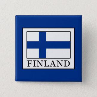 Finland 2 Inch Square Button