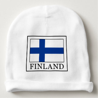 Finland Baby Beanie