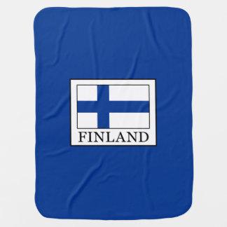 Finland Baby Blanket