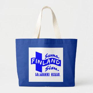 Finland bag