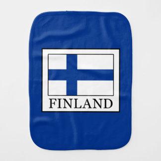 Finland Burp Cloth