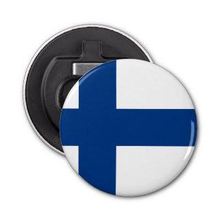 Finland Flag Bottle Opener
