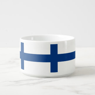 Finland Flag Bowl