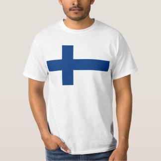 Finland Flag FI T-Shirt