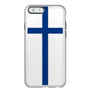 Finland Flag Incipio Feather® Shine iPhone 6 Case