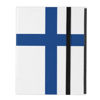 Finland Flag iPad Cases