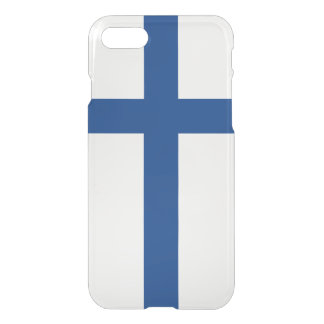 Finland Flag iPhone 8/7 Case