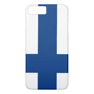 Finland Flag iPhone 8 Plus/7 Plus Case
