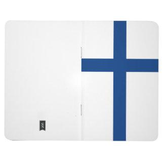 Finland Flag Journals