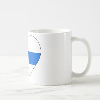 Finland Flag Simple Coffee Mug