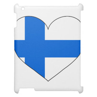 Finland Flag Simple Cover For The iPad