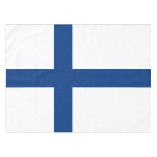 Finland Flag Tablecloth