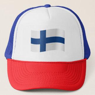 Finland Flag Trucker Hat