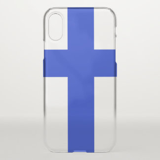 Finland iPhone X Case