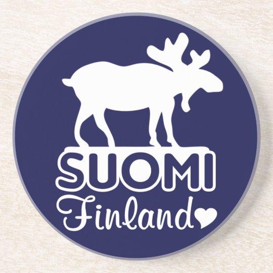 Finland Moose coaster