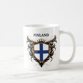 Finland [personalize] coffee mug