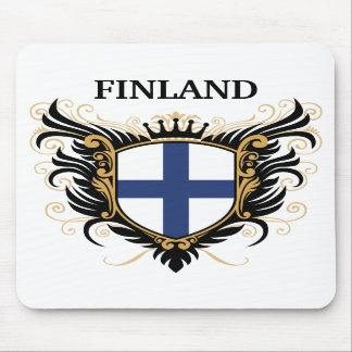 Finland [personalize] mouse mat