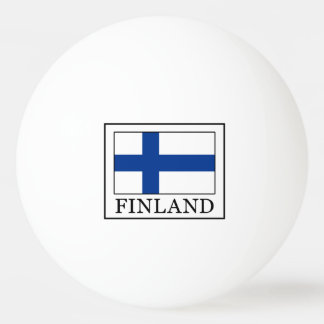 Finland Ping Pong Ball