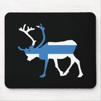 Finland Reindeer Mousepad