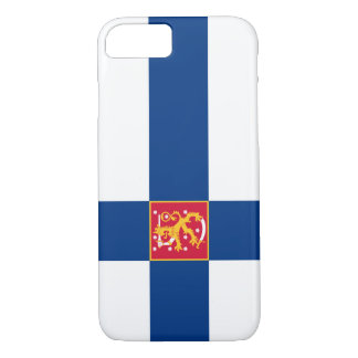 finland state iPhone 7 case