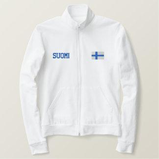 Finland Zip Hoodie