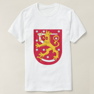 Finland's Coat of Arms T-shirt