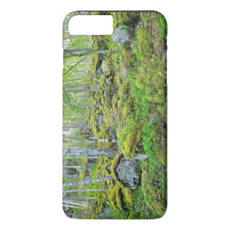 Finland'S Forest On Canyons And Granite Rocks iPhone 7 Plus Case