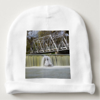 Finley Dam After The Rain Baby Beanie