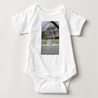 Finley Dam After The Rain Baby Bodysuit