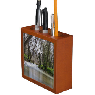 Finley Tranquility In Spring Time Desk Organizer